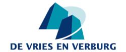 Logo De vries en Verburg