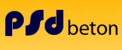 Logo PSD beton