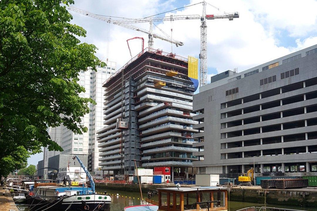 Terraced Tower Rotterdam